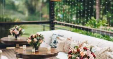 Locação de móveis para casamento
