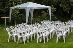 Aluguel de mesas e cadeiras para festas